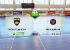 Video: Elvi florbola līga. Pusfināla 5.spēle: Triobet/Ulbroka - FBK Valmiera. Spēles ieraksts