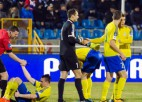 Šteinboram <i>sausā</i> spēle un svarīga uzvara Polijas čempionātā
