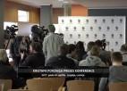 Video: Kristapa Porziņģa preses konference (ieraksts)