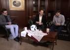 Video: Futbolbumbas: Treimanis skaidro lēmumus, Skonto stadiona pārmaiņas un TOP6 vārti
