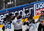 Lundkvists Ķelnē ierodas ar uzvaru, Somija pārvelk svītru mājinieku cerībām