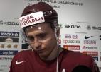 Video: Kulda: ''Hokeju spēlēju ilgi, bet šādu noraidījumu redzu pirmo reizi''