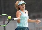 """Vismane """"Australian Open"""" debijā pārvar pirmo kārtu"""