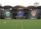 Video: UEFA Jaunatnes līga: FK Liepāja - Shakhtyor. Spēles ieraksts