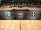 Video: LTFA 1. līga telpu futbolā: TFK Liepāja - FC Nikers