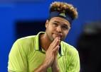 "Tsonga izlaidīs ""French Open"", Serēna būšot gatava"