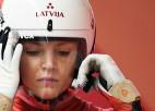 Latvijas kamaniņu braucēji pārvar Pasaules kausa posma kvalifikāciju