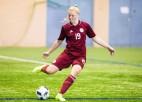 Nosaukts Latvijas sieviešu izlases sastāvs pirms oktobra spēlēm