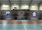 Video: LTFA Optibet virslīga telpu futbolā. Pusfināls: FK Beitar - TFK Rēzekne. Spēles ieraksts