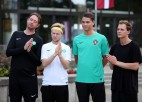 Titulēts pašmāju Ronaldu - noskaidrots Latvijas izteiktākais futbola superzvaigžņu līdzinieks