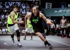 """""""Riga Ghetto Basket"""" zaudē otro """"Masters"""" finālu šosezon"""