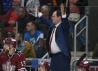 """Ankipāns: """"Vēlos pateikties hokejistiem, ka viņi šādā situācijā vēl cīnās"""""""