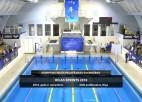 """Video: Starptautiskās peldēšanas sacensības """"Rīgas Sprints 2018"""". 2. novembra vakara sesijas sacensību ieraksts"""