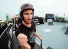 BMX frīstaila braucējs Zebolds izcīna 20. vietu pasaules čempionātā