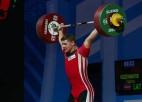 Koževņikovam mazā bronza grūšanā un astotā vieta Eiropas čempionātā
