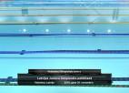 Video: Latvijas Junioru čempionāts peldēšanā, pirmā diena. Sacensību ieraksts