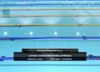 Video: Latvijas Junioru čempionāts peldēšanā, otrā diena. Sacensību ieraksts