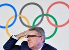 """Bahs: """"Olimpiādi nevar pārcelt, bet atcelšana būtu netaisnīgākais risinājums"""""""