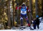 Bendika pirmo posmu noslēdz kā devītā, Latvijai stafetē 23. vieta
