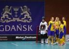 Zviedrijas florbola izlase uzstāda jaunu rekordu
