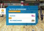 Video: Credit24 Meistarlīga volejbolā: TalTech - RTU/Robežsardze . Spēles ieraksts