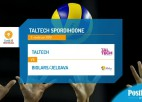 Video: Credit24 Meistarlīga volejbolā: Taltech - VK Biolars/Jelgava . Spēles ieraksts