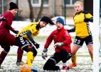 Sieviešu izlase gada pirmajā spēlē pārspēj Baltijas vadošo klubu