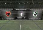 Video: Mercure Riga kauss futbolā. Balvu Sporta centrs - FK Tukums 2000/TSS. Spēles ieraksts