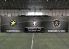 Video: Mercure Riga kauss futbolā. Super Nova - Rēzeknes FA/BJSS. Spēles ieraksts
