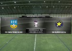 Video: Mercure Riga kauss futbolā. FK Smiltene/BJSS - SK Super Nova.Spēles ieraksts