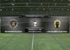 Video: Mercure Riga kauss futbolā. Rēzeknes FA/BJSS - AFA Olaine/Albatroz SC. Spēles ieraksts