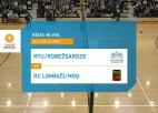 Video: LČ volejbolā. Pusfināla 5.spēle: RTU/Robežsardze - OC Limbaži/MSĢ. Spēles ieraksts.