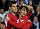 """Madrides """"Atletico"""" prezidents komentē baumas par Barselonu: """"Grīzmans paliks. 1000%!"""""""