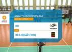 Video: LČ volejbolā. Sērija par 3.vietu, 2.spēle: DU - OC Limbaži/MSĢ. Spēles ieraksts