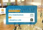 Video: LČ volejbolā. Fināls, 3.spēle: RTU/Robežsardze - Jēkabpils lūši. Spēles ieraksts