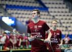 Latvijas junioru izlase turneju Somijā sāks pret TPS