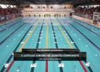 Video: Latvijas Jauniešu un Junioru čempionāts peldēšanā. Otrās dienas sacensību ieraksts