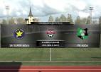Video: Komanda.lv 1. līga futbolā: SK Super Nova - FK Auda. Spēles ieraksts