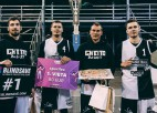 "16. maija ""Ghetto Basket"" turnīrā pārsteidz ""Anzāģe"", pirmo vietu izcīna ""ProBasketball Family"""
