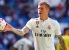 """Kross pagarina līgumu ar Madrides """"Real"""", <i>Barsas</i> aizsargs Semedu izrakstīts no slimnīcas"""
