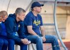 """VID veicis kratīšanu FK """"Ventspils"""" telpās saistībā ar aplokšņu algu maksāšanu"""