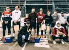 """""""Ghetto Football"""" Ģimeņu dienā brāļiem Babriem dubultuzvara"""