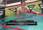 Video: Latvijas čempionāts 25m peldbaseinā - peldēšanas sacensības. Otrās dienas vakara sesijas ieraksts