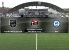 Video: Valmiera Glass Via - RFS Viensviens.lv Latvijas kauss futbolā astotdaļfināla spēle. Spēles ieraksts