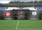 Video: Viensviens.lv Latvijas kauss futbolā astotdaļfināla spēle: FK Spartaks - BFC Daugavpils. Spēles ieraksts