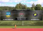 Video: Komanda.lv 1.līga futbolā: FK Smiltene/BJSS - SK Super Nova. Spēles ieraksts
