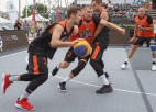 Pasaules 3x3 basketbola lielmeistari 7. un 8. augustā spēlēs Rīgā
