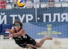 Samoilovs un Šmēdiņš turnīru Meksikā sāk ar zaudējumu ukraiņiem
