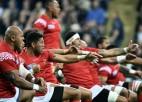 Tonga – 100 tūkstoši regbija karotāju