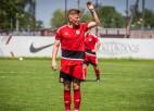 U21 izlase Eiropas čempionāta kvalifikāciju sāks pret favorīti Poliju